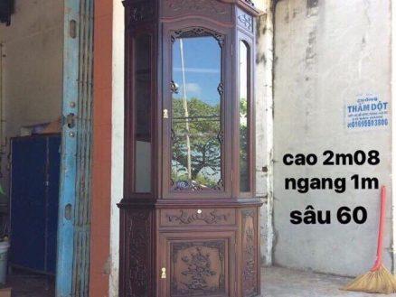 Tủ Góc Bày Đồ MS: 03