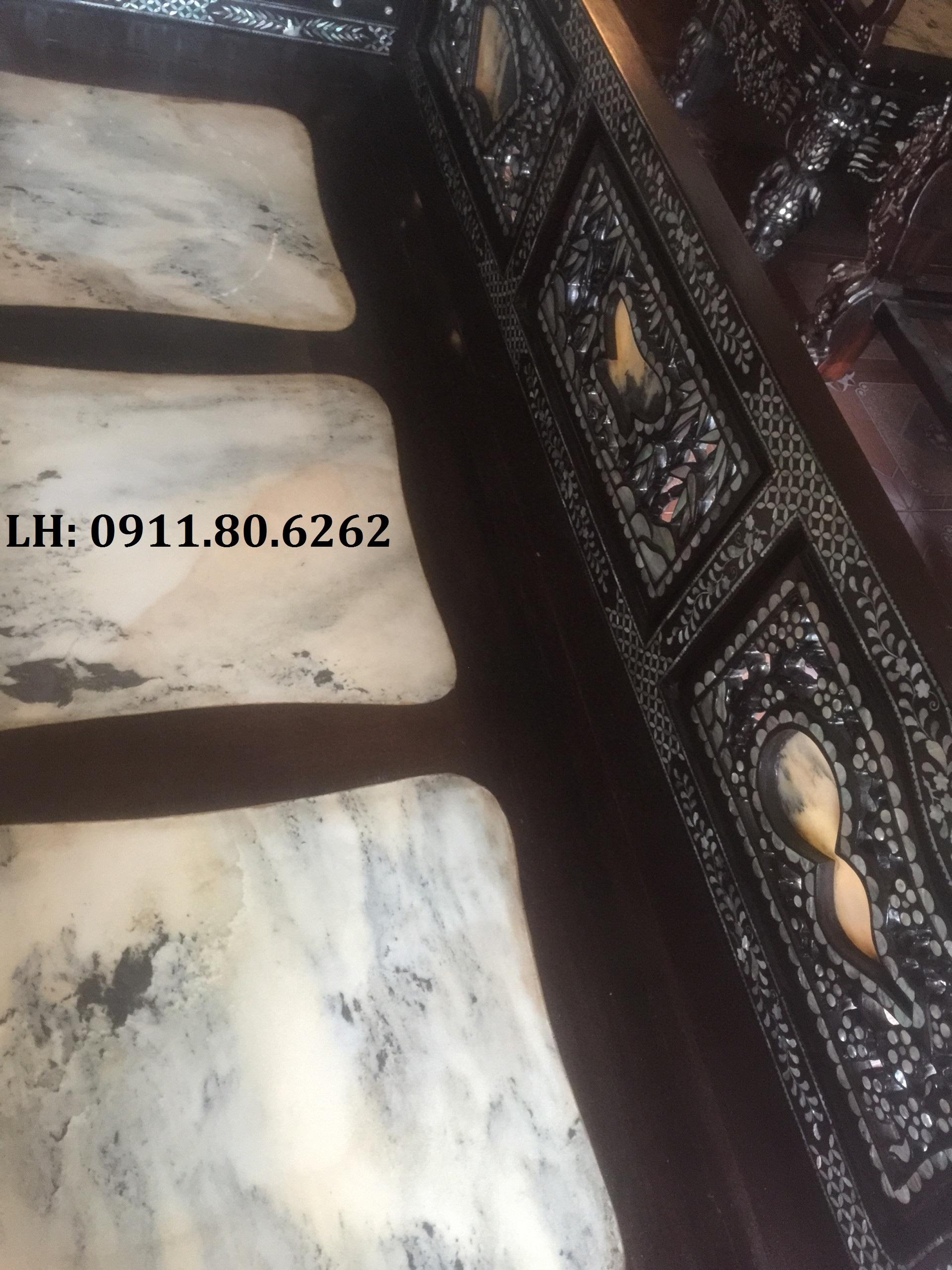 z973844745050 bcb5cc2a4862ddd8fa7e3959daa0a138 - Giường Ba Thành Khảm ốc MS: 02