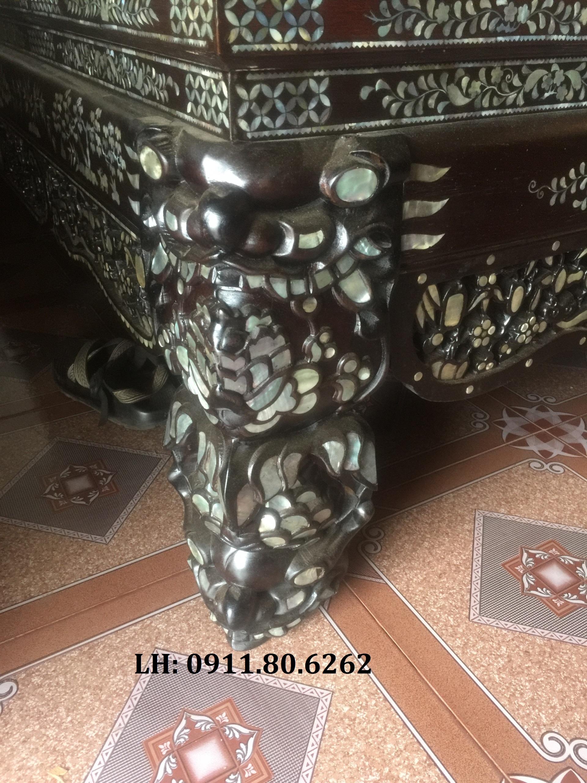 z973844984052 165b5ae02658ae57d2caa7415740d752 - Giường Ba Thành Khảm ốc MS: 02