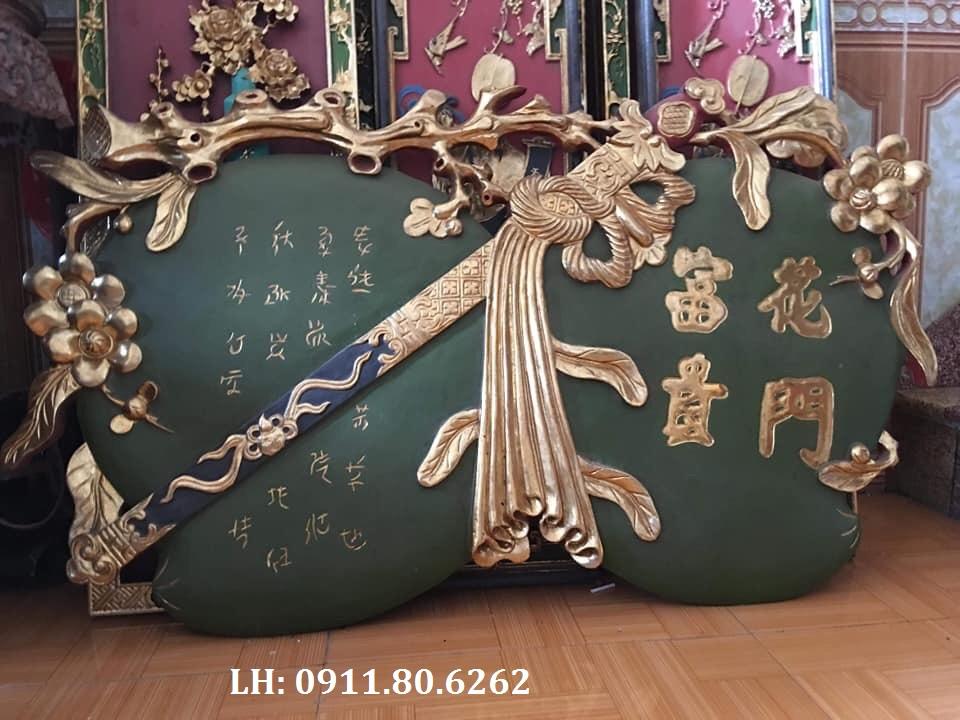 z989443801786 04a8e3358fa03180ccdc879de5c01fc4 - Đại Tự Đào Kép Sơn Thiếp MS: 04