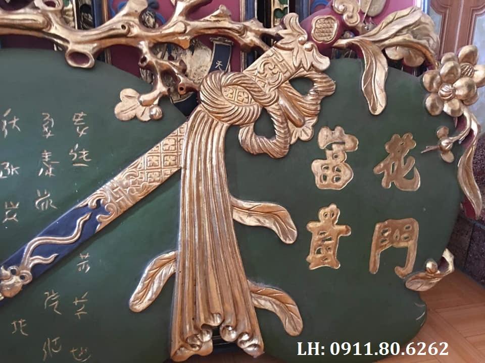 z989443807680 8e518b54f6229153b8e5e09244c0f4ed - Đại Tự Đào Kép Sơn Thiếp MS: 04