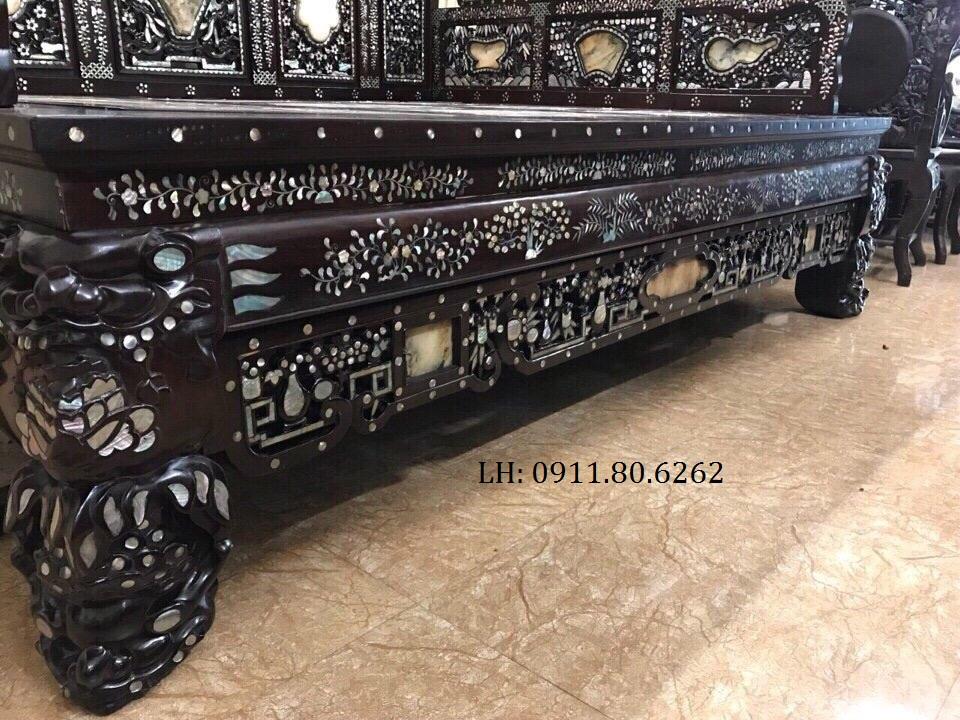 z1062710136425 ec600ae2cda587e780b5894311ca2c12 - Giường Đại Sơn MS: 04