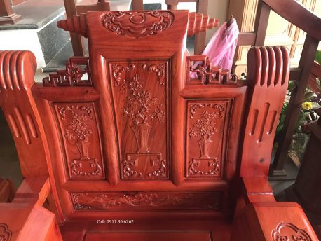 Salon Minh Hộp