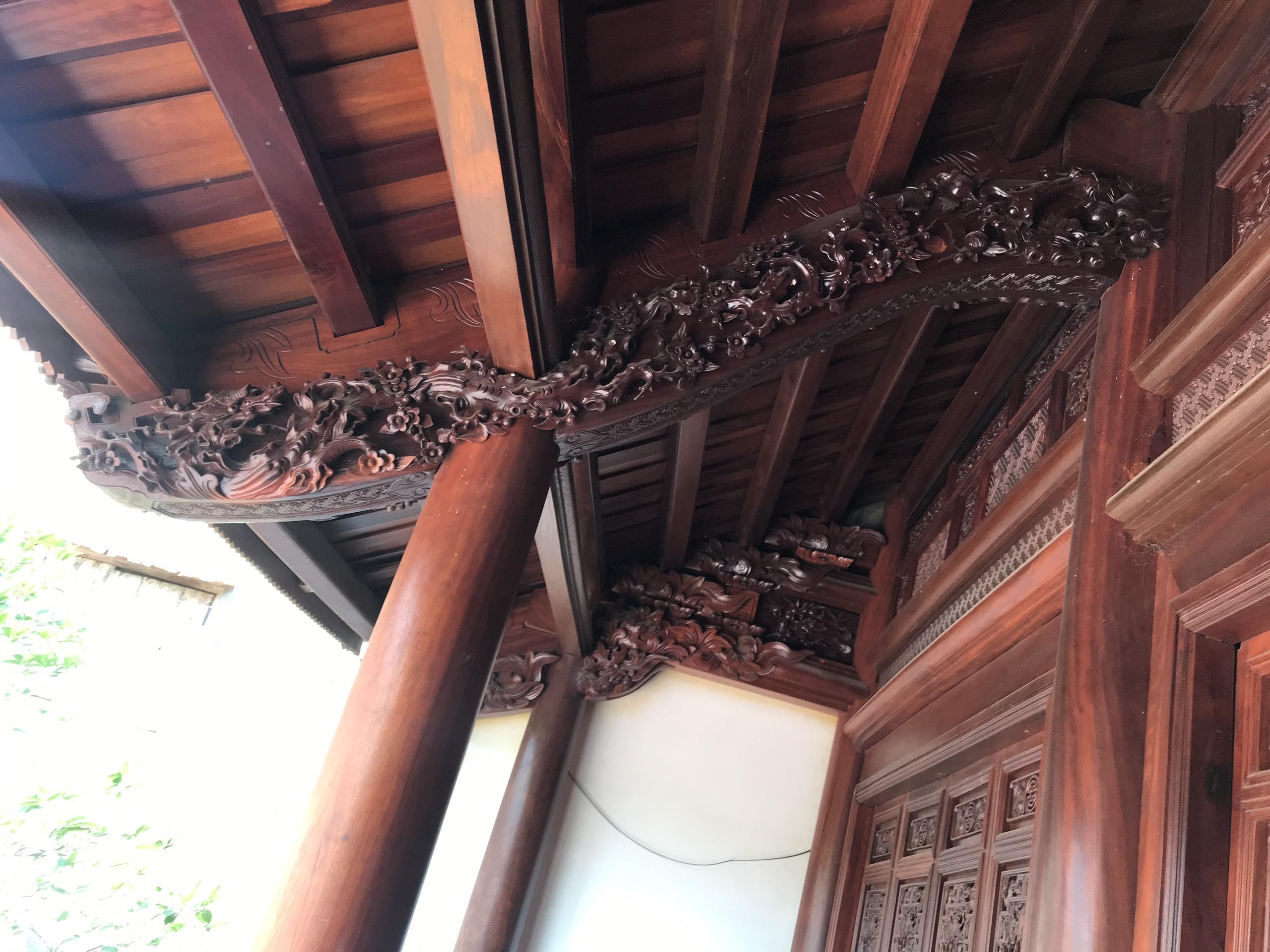 nha go dep - Nhà Gỗ Lim - Nhận Thiết Kế & Thi Công