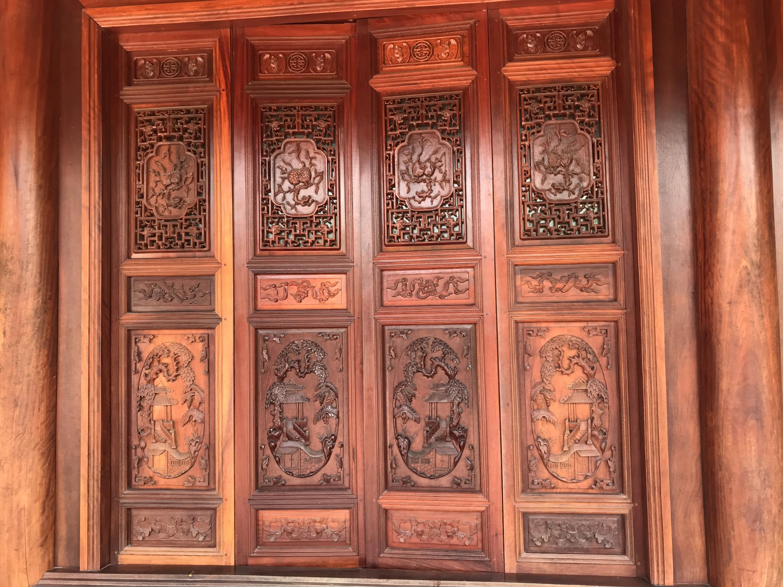 nha tho - Nhà Gỗ Lim - Nhận Thiết Kế & Thi Công