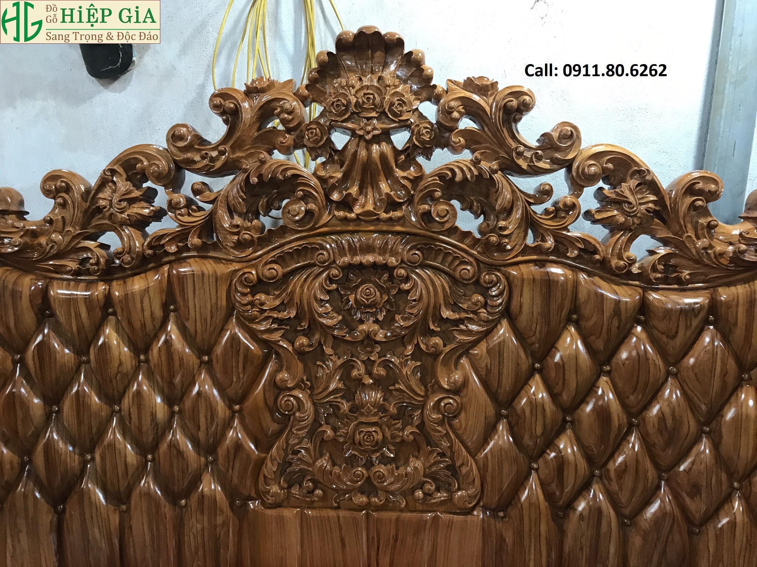 Sofa louis hoang gia 2 - Sofa Louis Hoàng Gia MS: 64